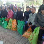 550 người tại Quảng Trị được nhận gạo tình thương