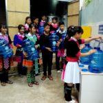 Nước sạch về bản làng Điện Biên