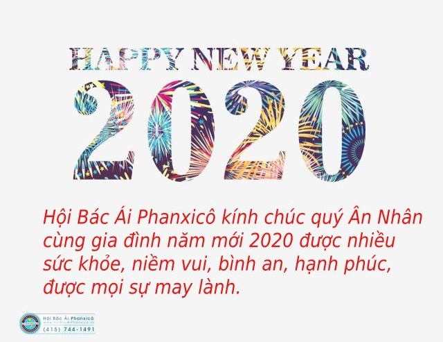 Happy new year 2020 ! Best wishes 💝🥰💐